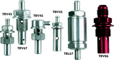 Tbv In on Fuel Tank Vent Valve